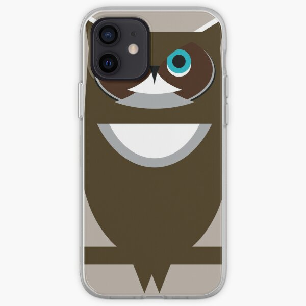 Owl iPhone Soft Case
