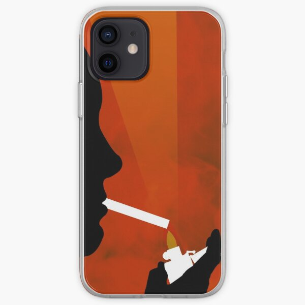 Smoker iPhone Soft Case