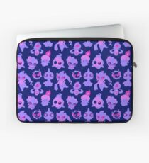 Ghost Pokemon Pattern Laptop Sleeve