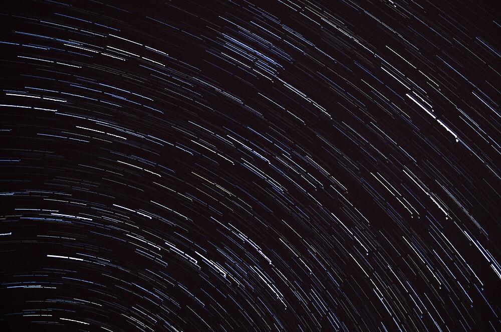 Star trails by Stixez