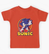 Sonic the Hedgehog Kids Clothes
