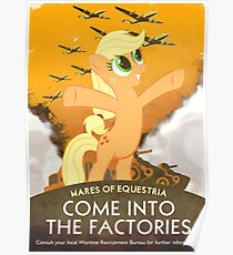 Mares Of Equestria Poster