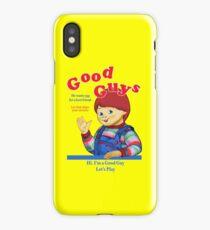 Good Guys iPhone Case/Skin