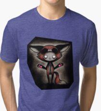 Kitty Tri-blend T-Shirt