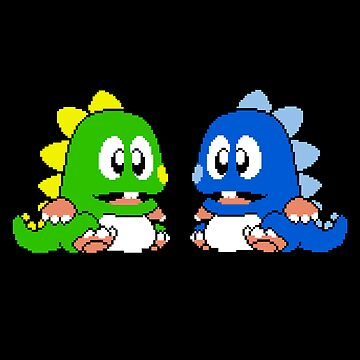 Bubble Bobble by rigg
