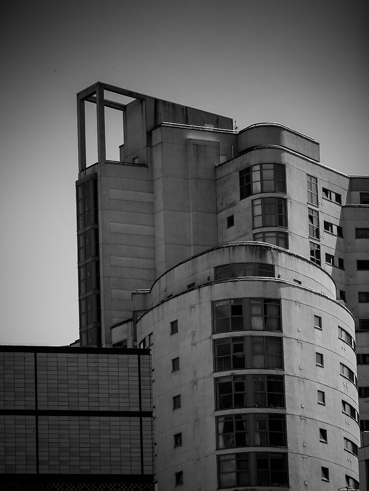 Student accommodation in Cardiff by Jimardee