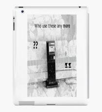 Telephone Love iPad Case/Skin