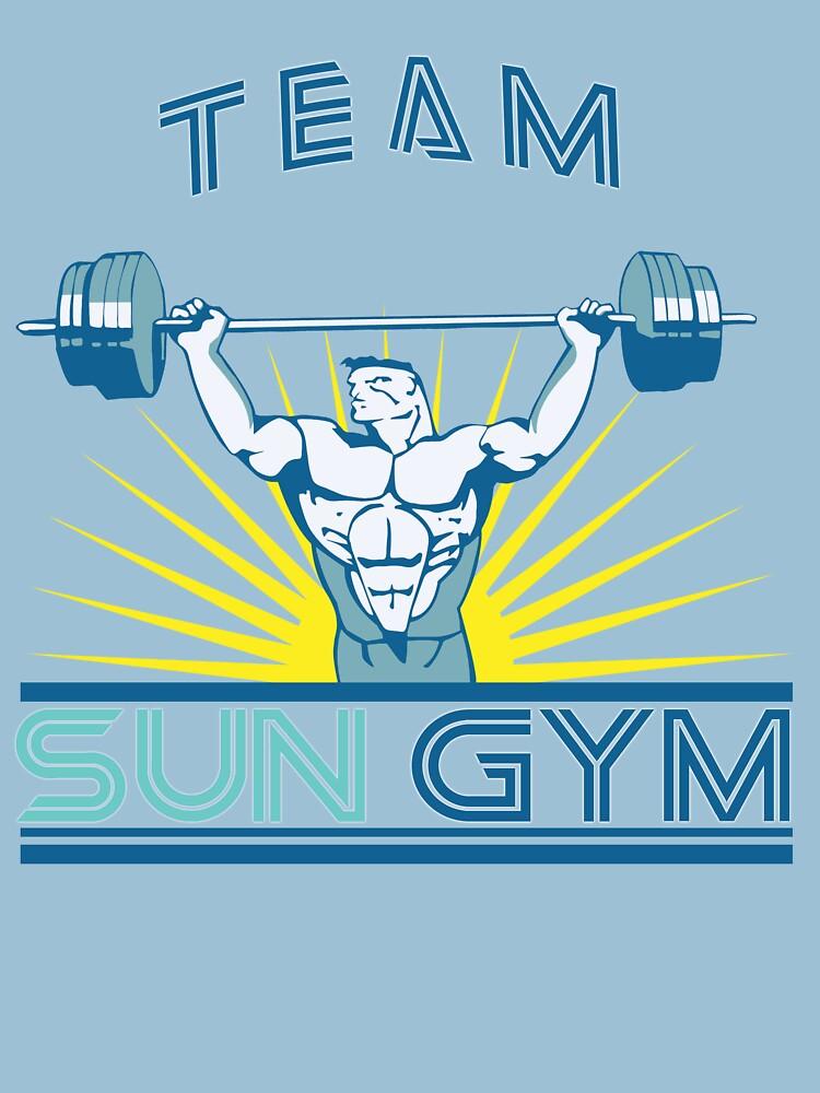 Team Sun Gym | Unisex T-Shirt