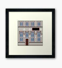 Manchester Pubs - Crown & Kettle Framed Print