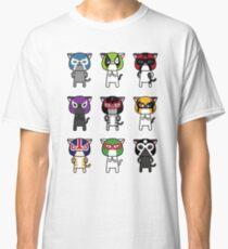 Cats Luchalibre9 Classic T-Shirt