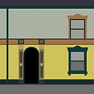 Manchester Pubs - Peveril Of The Peak by exvista