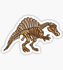 Extinct Lil' Spinosaurus Sticker