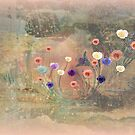 Meditation, Heal The World with Art Love Kindness by Sherri Palm Springs  Nicholas