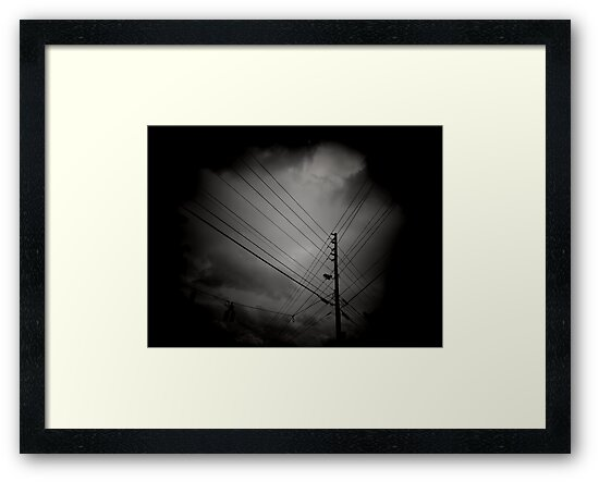 Power Lined by Lesley Collier