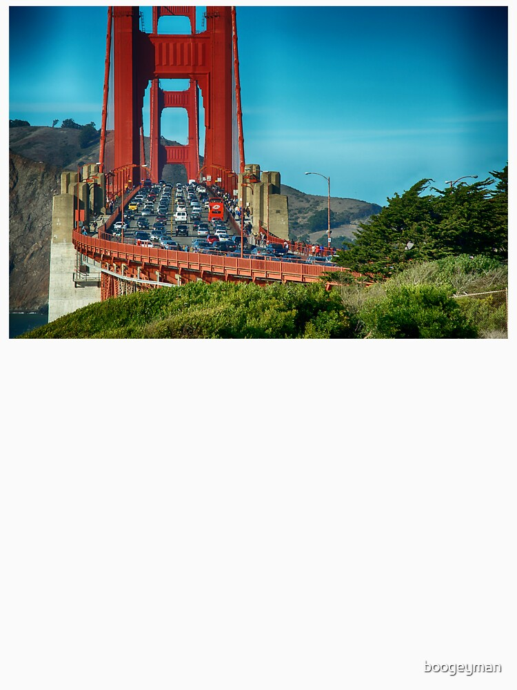 Golden Gate Bridge by boogeyman