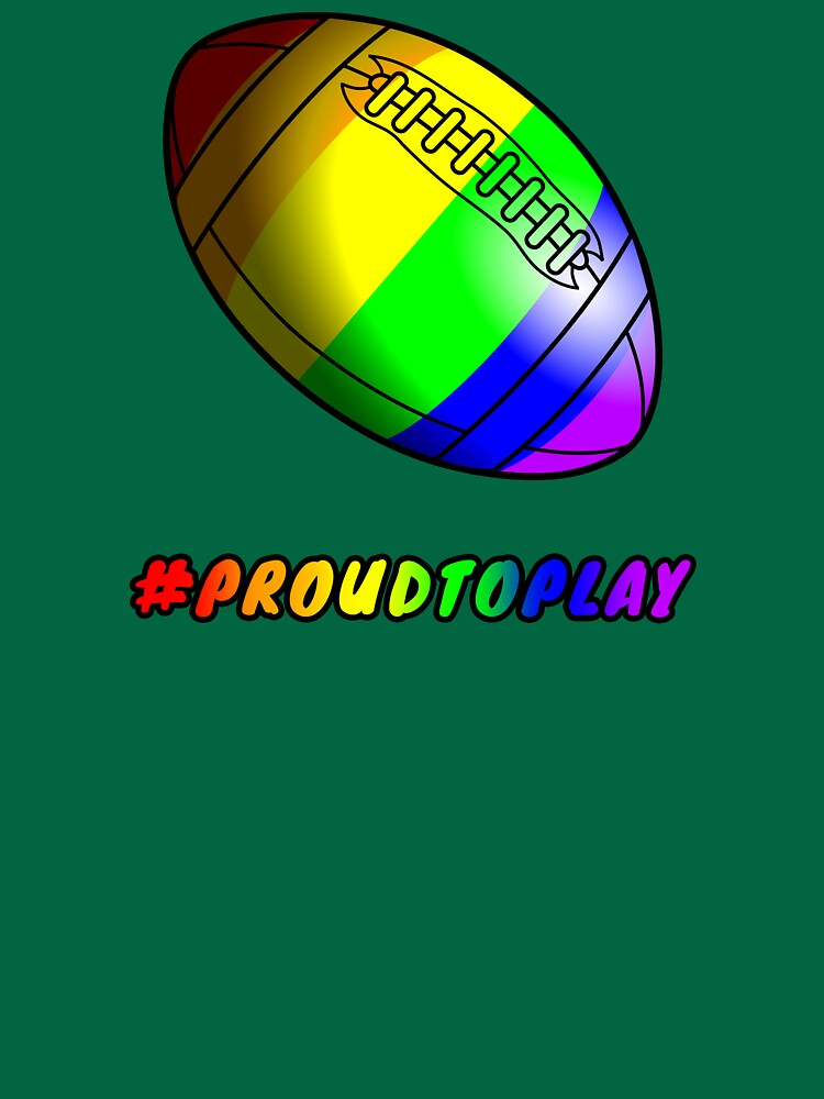 ProudToPlay - Rugby by ReverendBJ