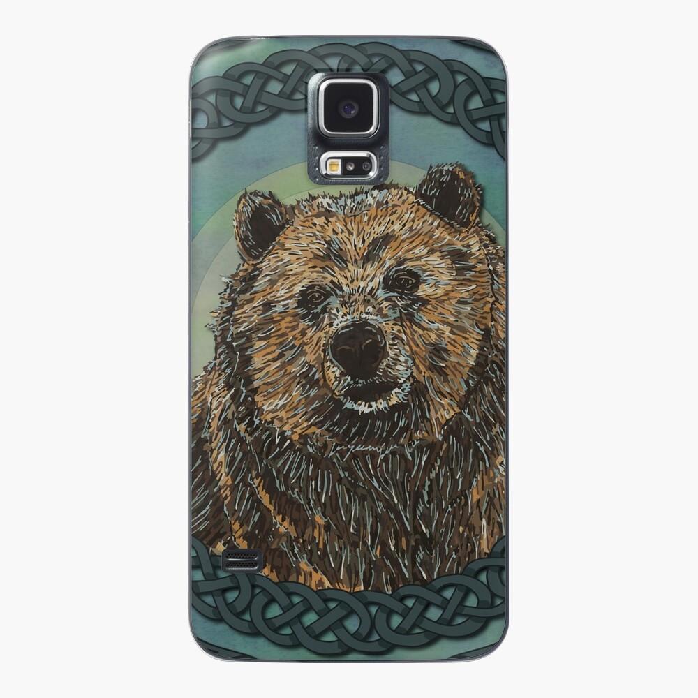 Brown Bear Case & Skin for Samsung Galaxy