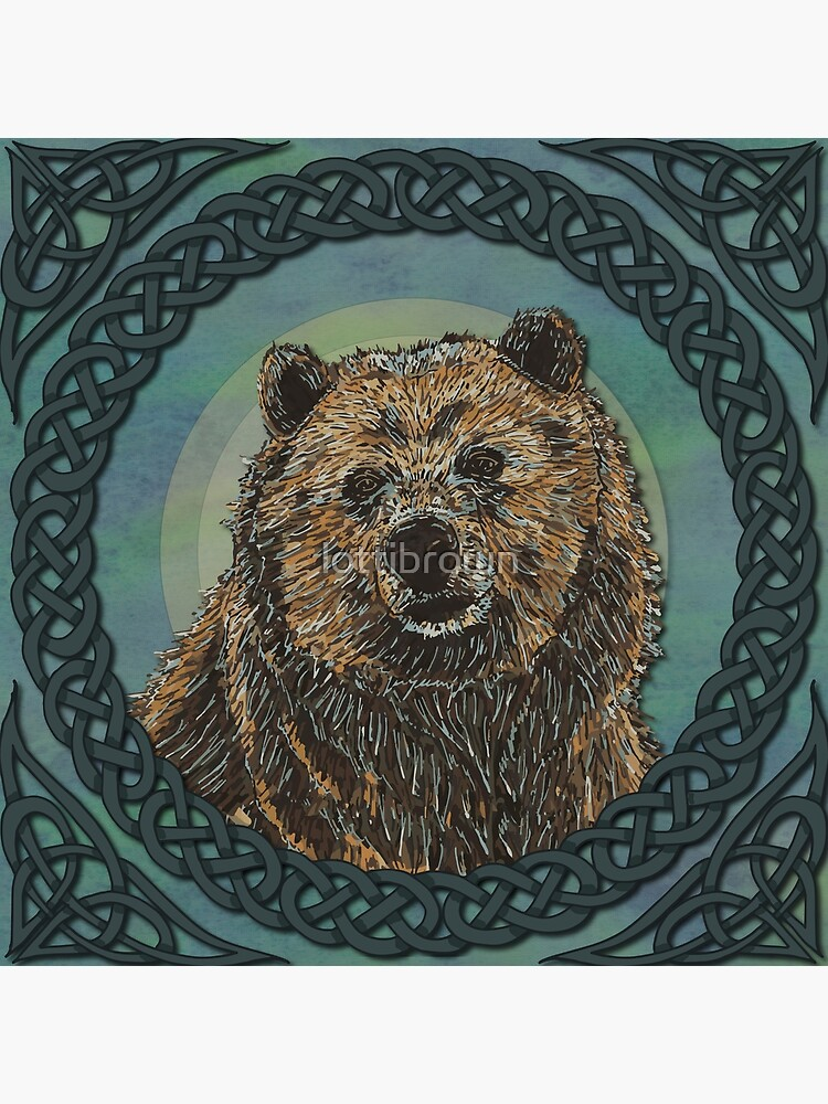Brown Bear by lottibrown