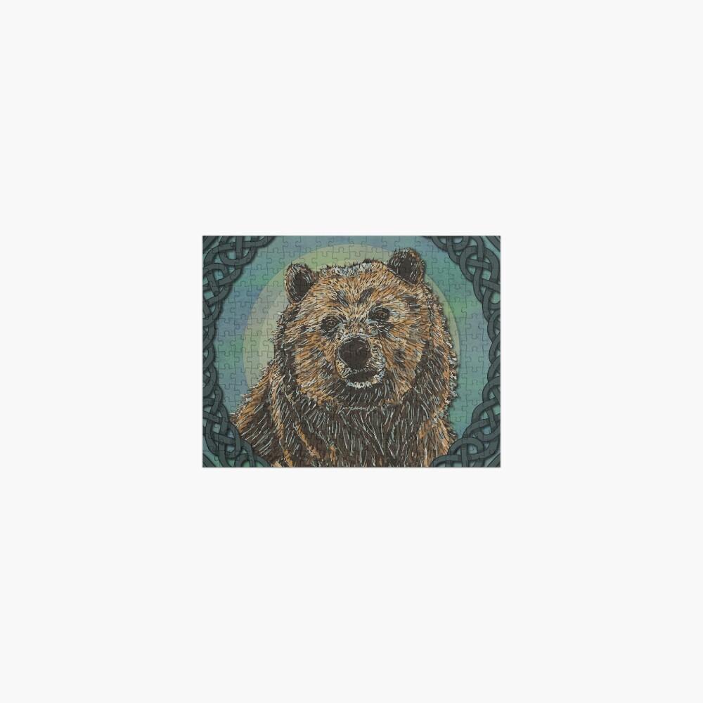 Brown Bear Jigsaw Puzzle