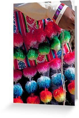 Uros Native Dress by phil decocco