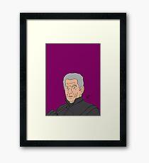Magneto ( Sir Ian McKellen) Framed Print