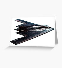 B2 Spirit Greeting Card
