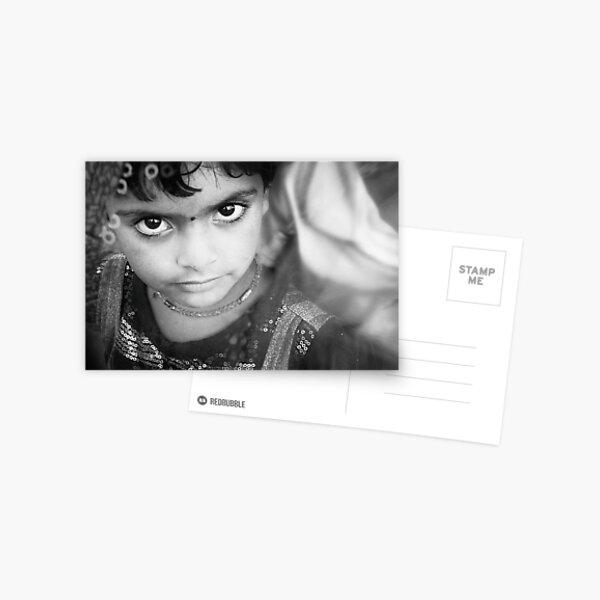 child of india Postcard