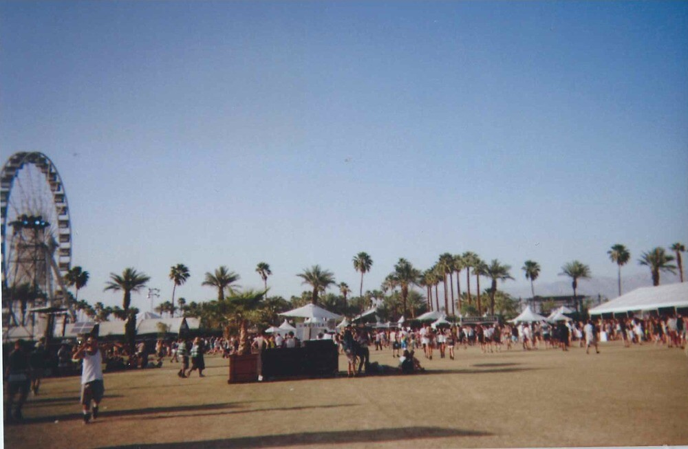 Coachella Disposable  by ldnct