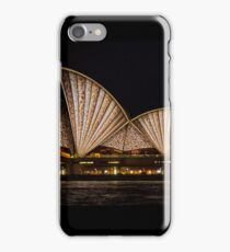 Fan Sails - Sydney Vivid Festival iPhone Case/Skin