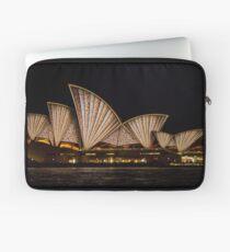 Fan Sails - Sydney Vivid Festival Laptop Sleeve