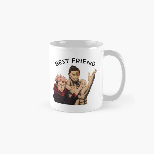 "Jujutsu Kaisen ""Best Friend"" Classic Mug"