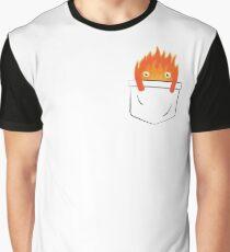 Calcifer Graphic T-Shirt