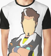 Handsome Jack  Graphic T-Shirt