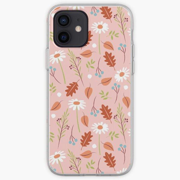 Autumn Leaves iPhone Soft Case