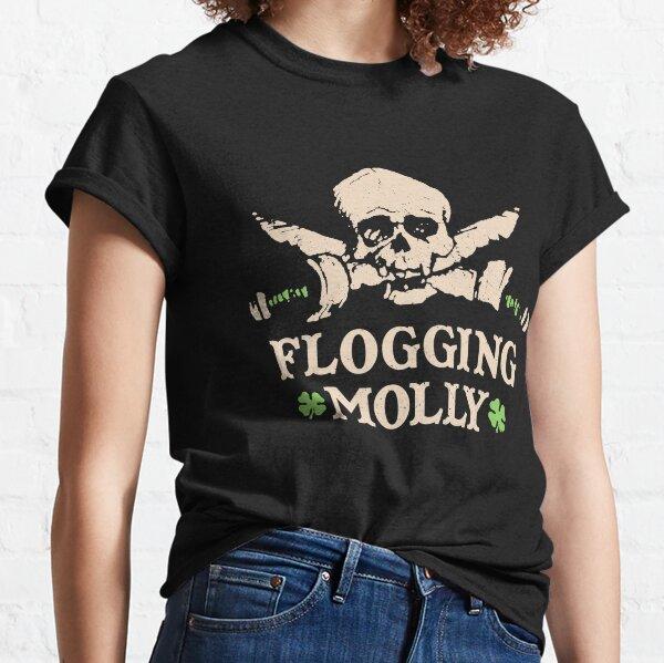 Flogging Molly Celtic punk band Classic T-Shirt