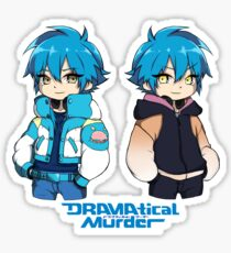 Aoba Seragaki - Sly Blue - DRAMAtical Murder Sticker