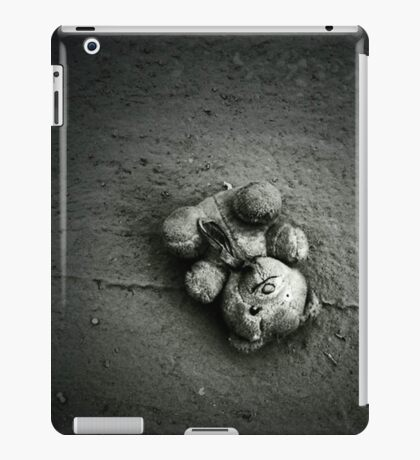 Abandoned Teddy iPad Case/Skin
