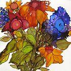 Floral Celebration by bevmorgan