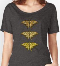 Golden Moth Women's Relaxed Fit T-Shirt