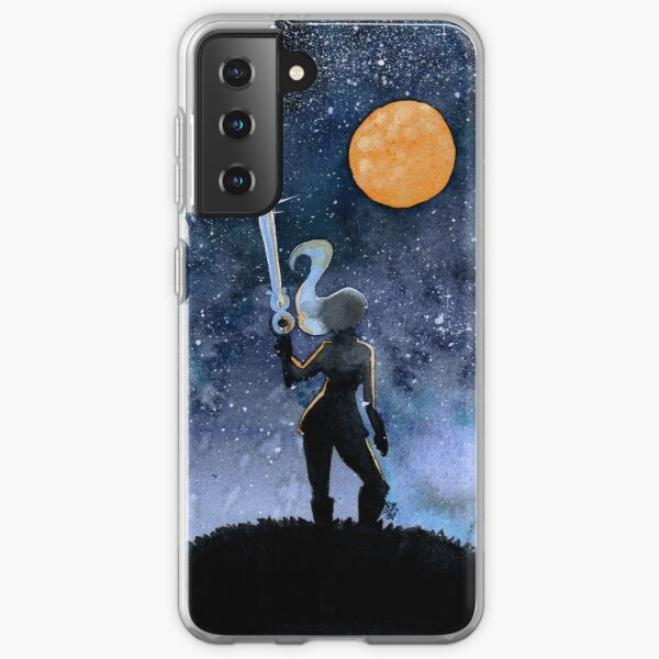 Passing the Torch Samsung Galaxy Soft Case