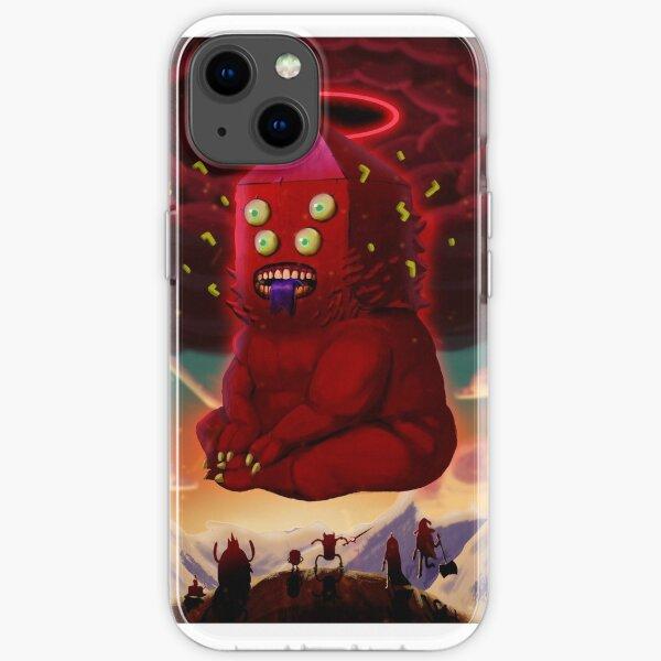 The Final Battle iPhone Soft Case