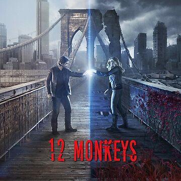 12 Monkeys by Tessa-V