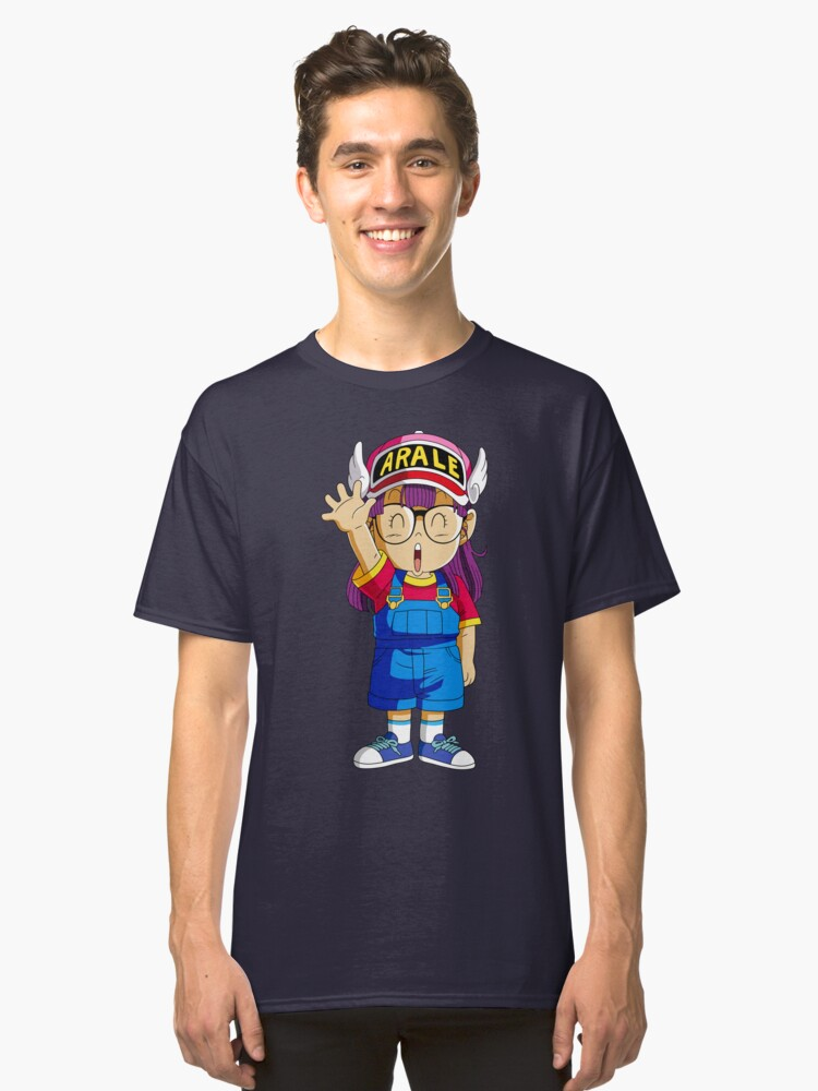 Arale  Classic T-Shirt Front