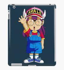 Arale iPad-Hülle & Klebefolie