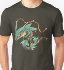 Mega Rayquaza Slim Fit T-Shirt