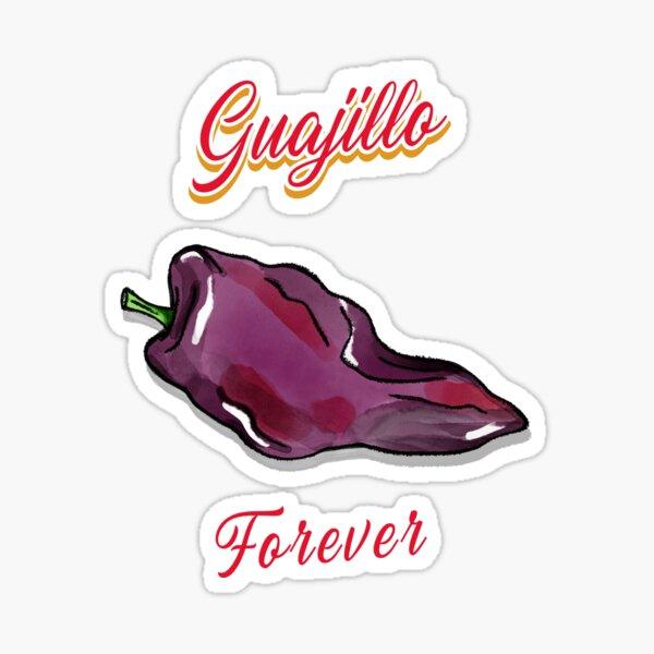 Guajillo Forever Sticker