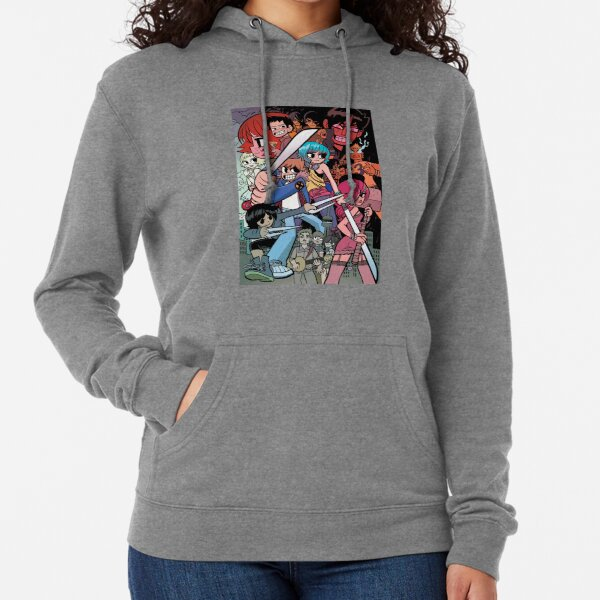 Vs the World, Universe and more! Lightweight Hoodie