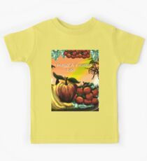 Real Fruity life Kids Clothes