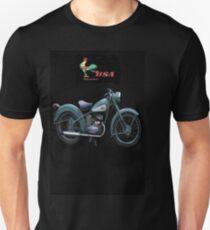 BSA BANTAM   , T_SHIRT AND HOODIE Unisex T-Shirt