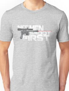 Nice Men Shoot First T-Shirt